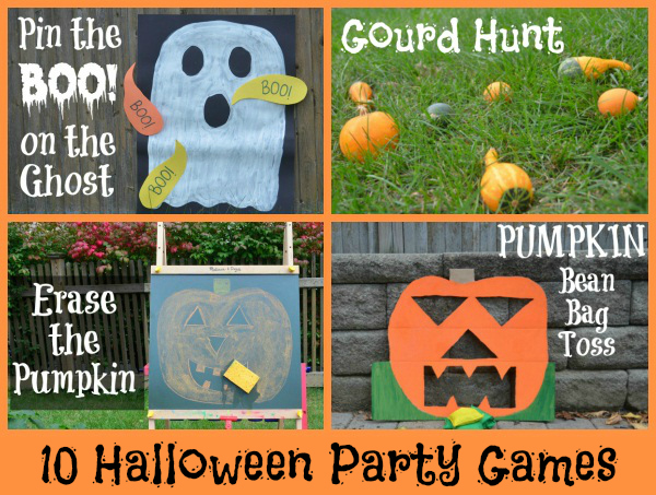 Halloween games simple play ideas for Halloween party games for preschoolers