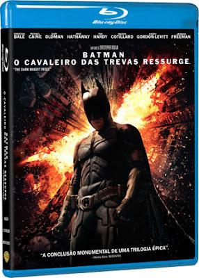 Filme Poster Batman: O Cavaleiro das Trevas Ressurge BDRip XviD Dual Audio & RMVB Dublado