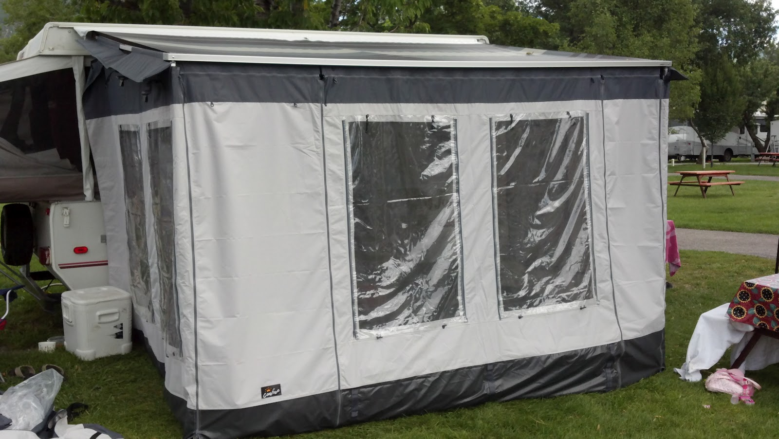 Rv Awning Rooms 28 Images New Rv Add A Room Carefree
