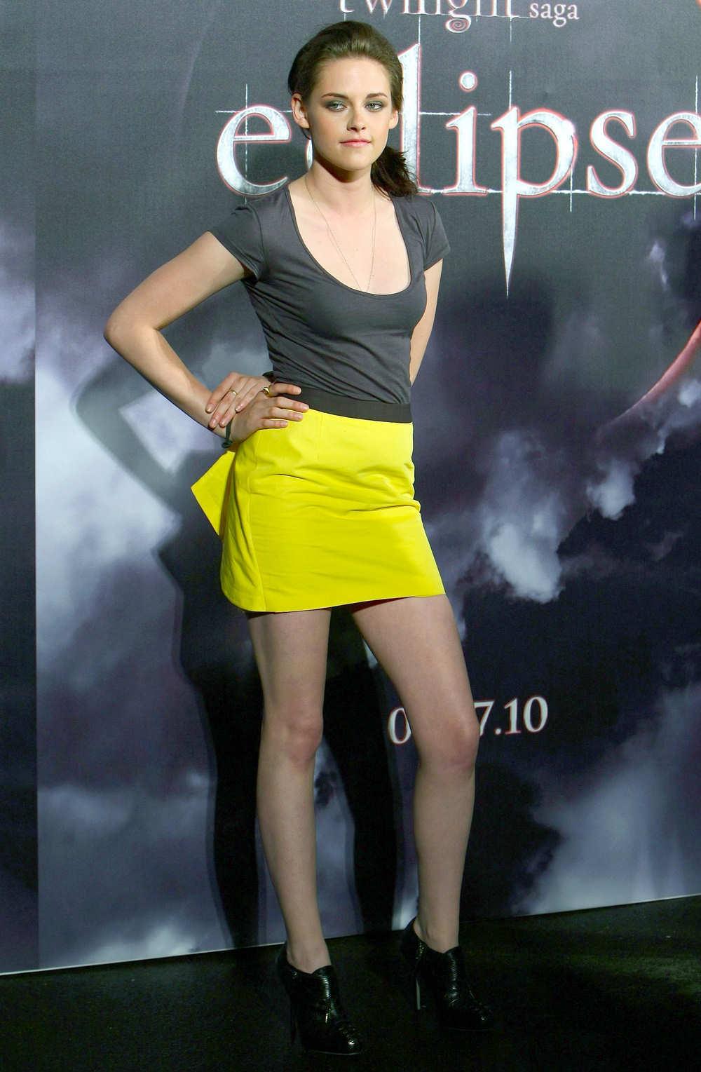 Kristen Stewart's Evolution From 2000 Til Now