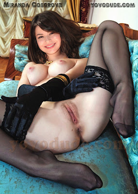 yovodude com+miranda+cosgrove+03 Miranda Cosgrove Possing her Naked Boobs & Pussy [Fake]