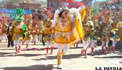 Piden a la Unesco considerar origen de danzas bolivianas en fiesta de Puno