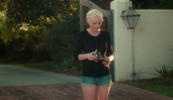 Kirsten Dunst in a short film