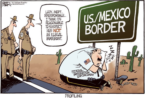 Illegal Immigration Myths Facts Solutions