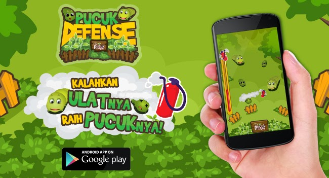 game pucuk defense
