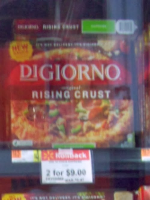 2 for 9 %23shop Football Pizza with DiGiorno #GameTimeGoodies