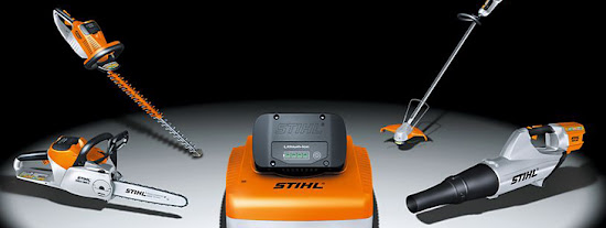 stihl power drill tools