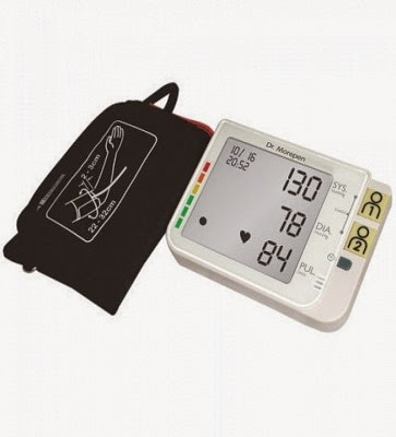 Amazon: Buy Dr Morepen BP 06i Fully Automatic Blood Pressure Monitor at Rs.1,414: Buytoearn