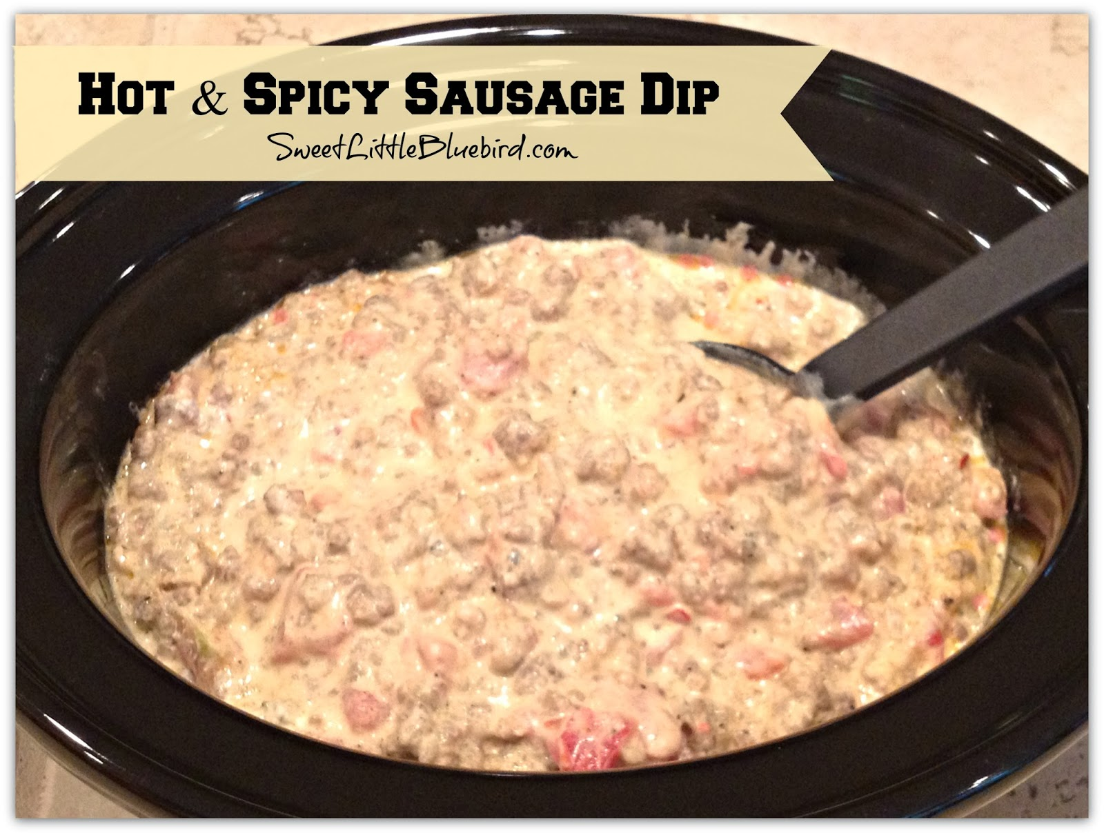 Quick & Easy, Hot & Spicy Sausage Dip, Only 3 Ingredients - This cream cheese, rotel and sausage dip is a crowd pleasing appetizer that's perfect for parties, game day, holidays and Skip to primary navigation.