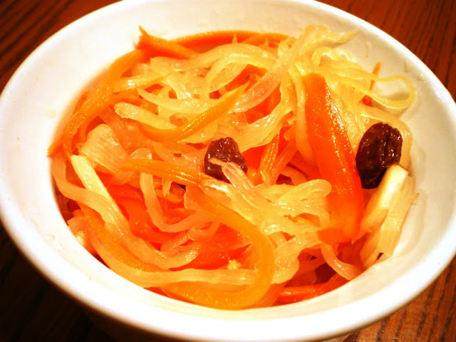 Atchara Pickled Papaya