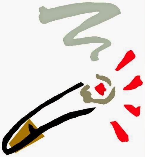 Sebatang rokok terakhir