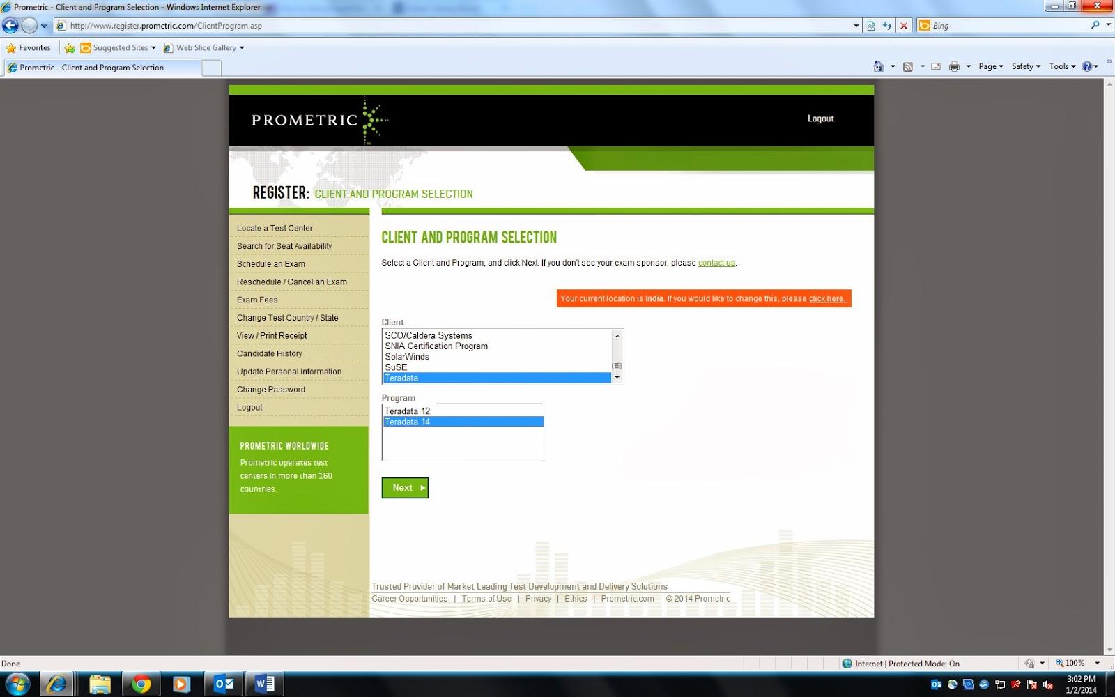 Certificationsinformation