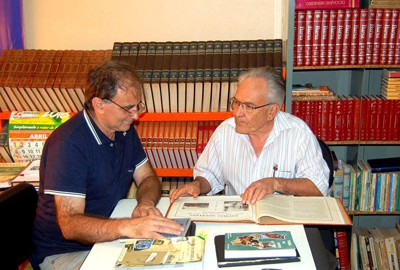 Airton Engster dos Santos e Leônidas Erthal