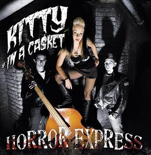 El primer disco de esta banda Horror Express