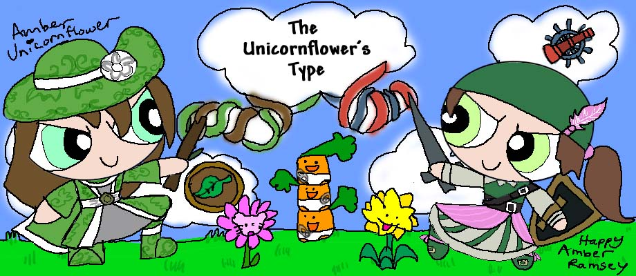 The UnicornFlower&#39;s Type