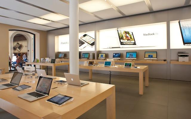 Lojas da Apple em Los Angeles