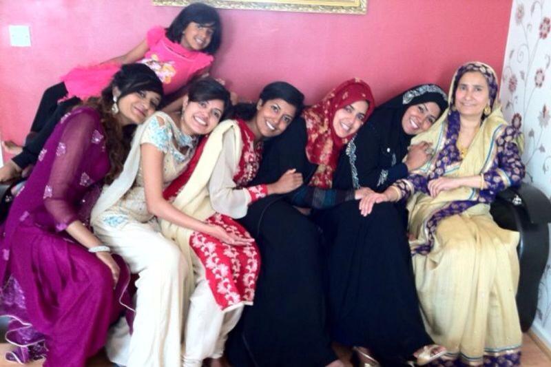 Fahmida kamal wedding