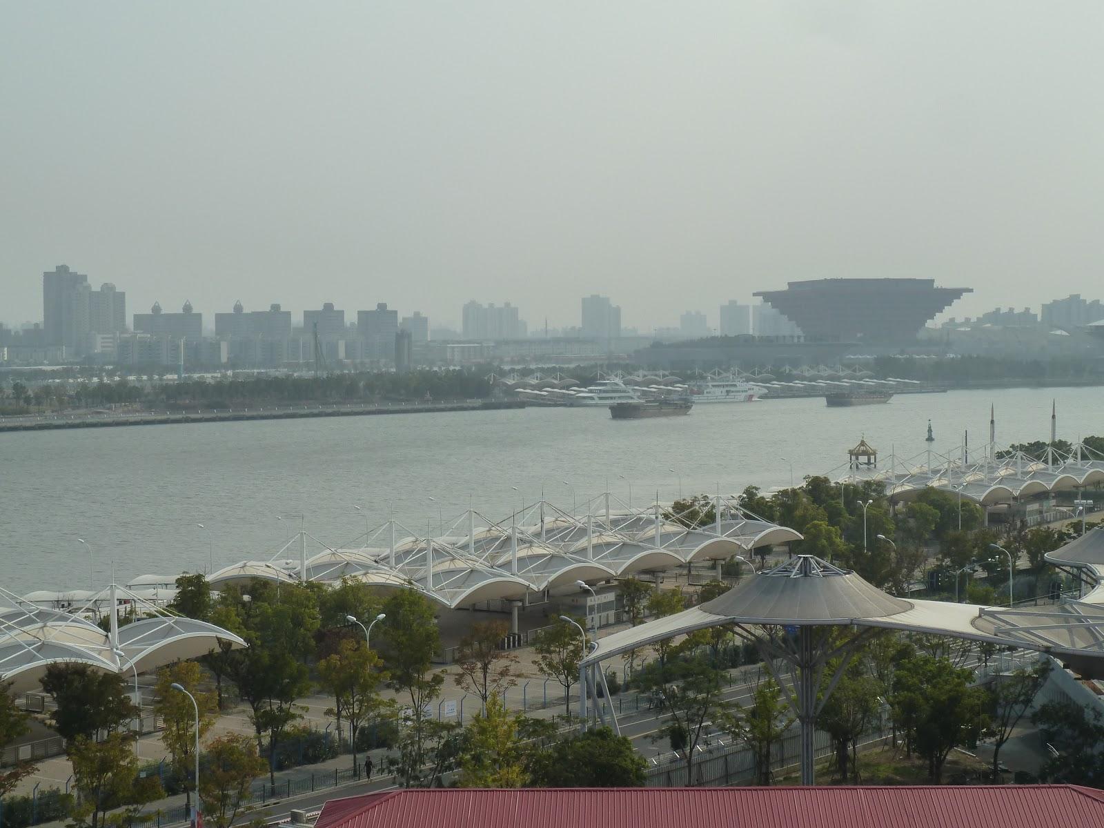 umsteigen in shanghai pudong