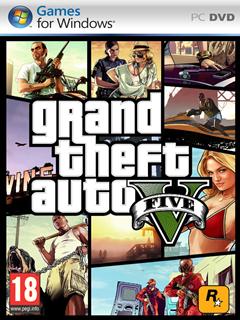 Grand Theft Auto V PC + V. Repack Completo