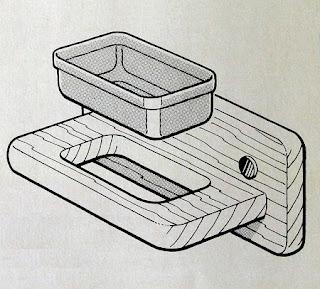Como Hacer Accesorios de Madera para el Baño, Bricolaje