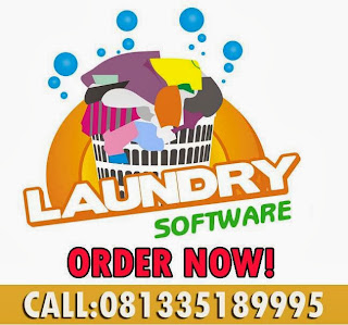jual software laundry kiloan
