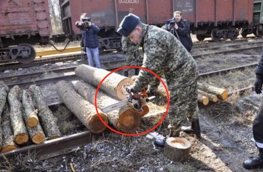 Penyeludupan Rokok di Rusia