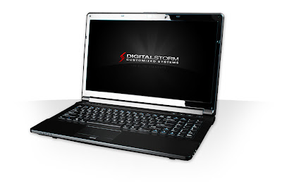 Digital Storm's New xm15 Gaming Laptop