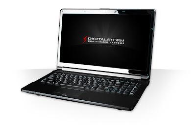 Digital Storm's New xm15 Gaming Laptop