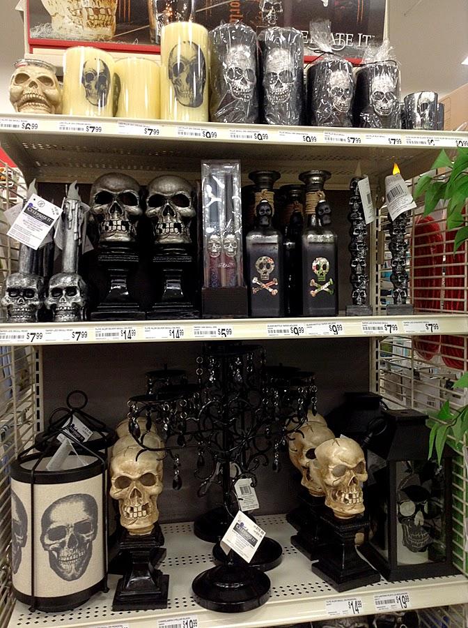 michaels halloween 2014 the skulls - Halloween Michaels