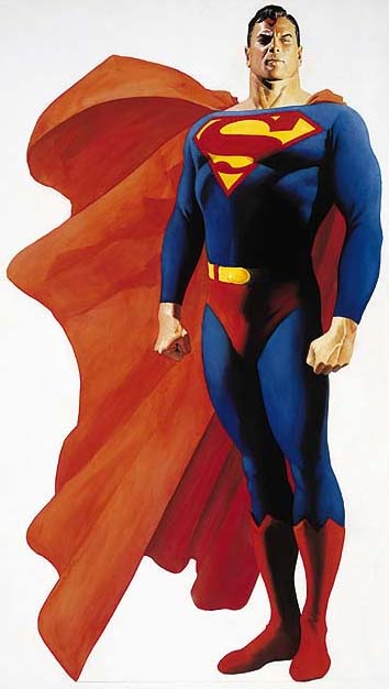 Character Design � Superman
