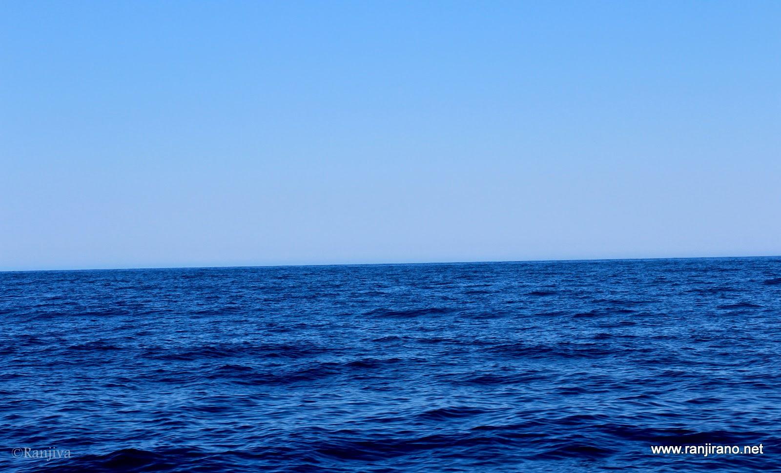 Le bleu infini et un peintre [Vassili Kandinsky] | Paysages et ...