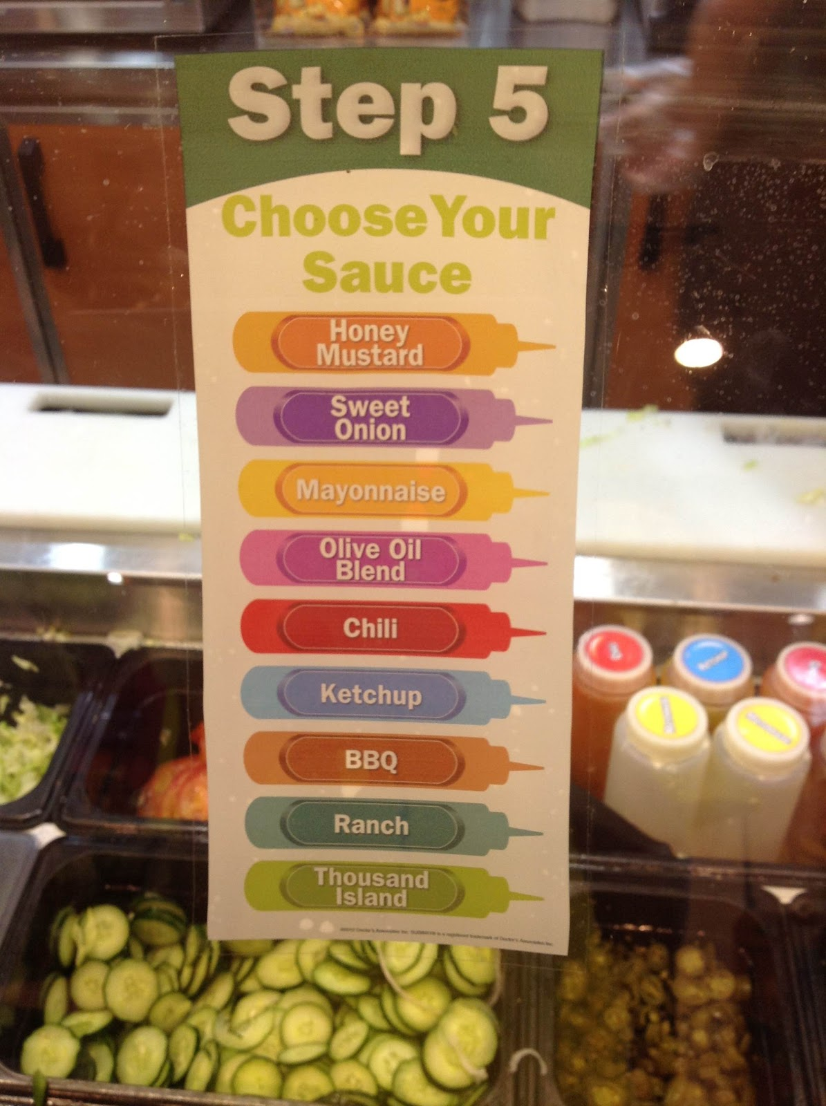 how to make subway sauces at home