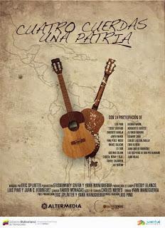 cuatro cuerdas una patria cine venezolano documental
