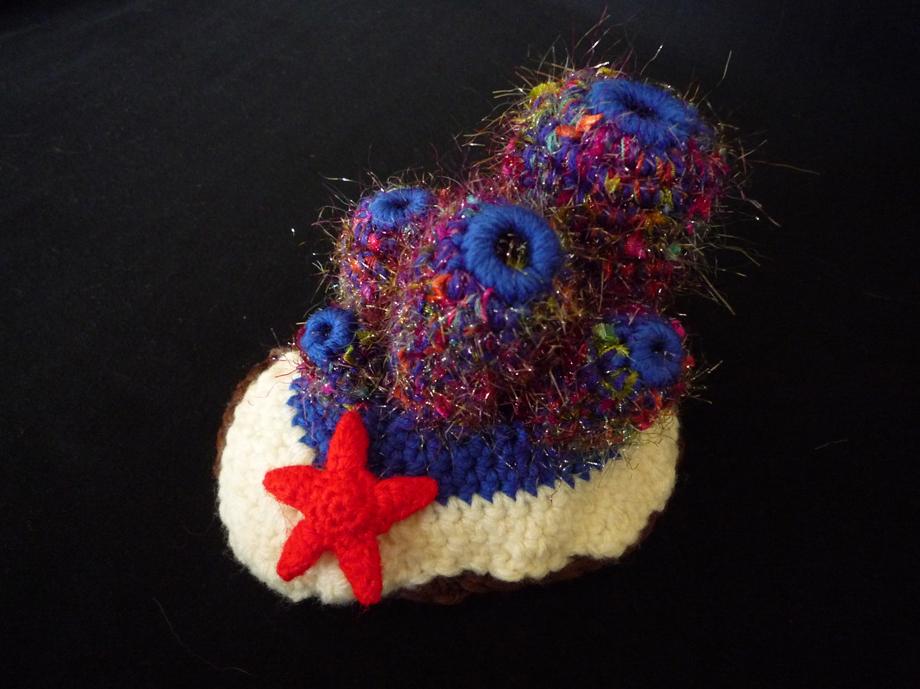 Delancy Figgin Free Crochet Pattern Crochet Coral Tutorial
