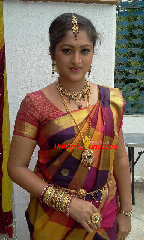 Rekha Krishnappa Latest Spicy Hot StillsDeivamagal Gayathri