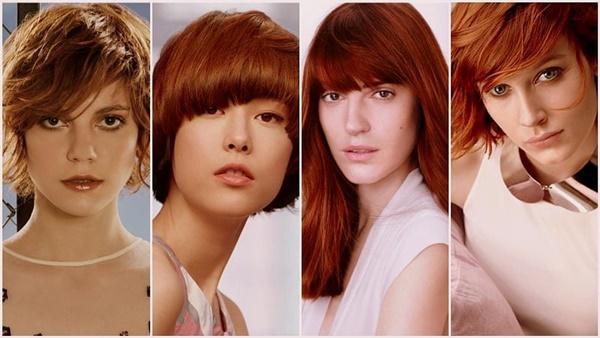 Осветление волос с растяжкой