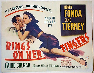 Anillos en sus dedos 1942 / Rings on Her Fingers 1942