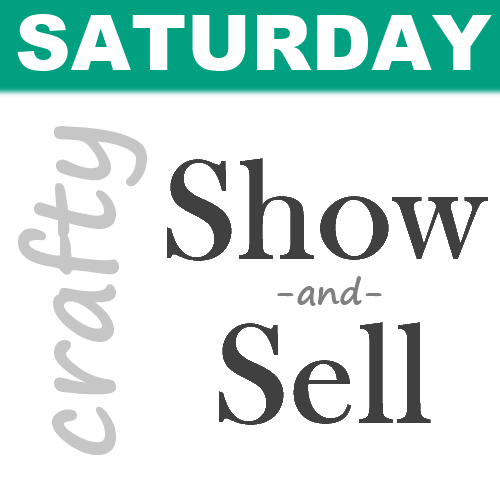 Shop Unique this Cyber Week at Crafty Saturday Show and Sell