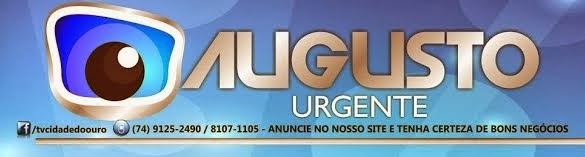 ACESSE O AUGUSTO URGENTE