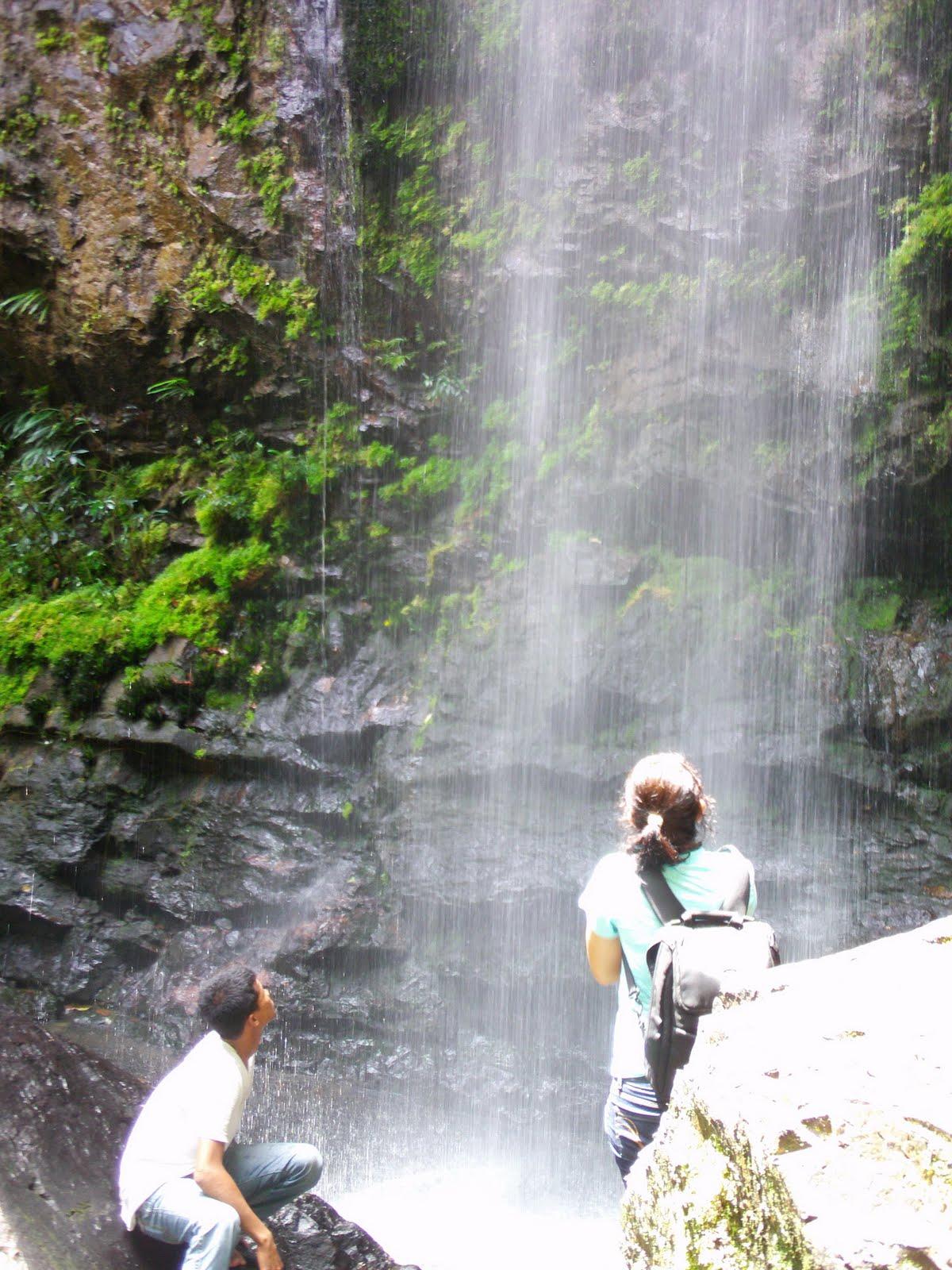 For Us: Air Terjun Tujuh Tingkat Batang Koban (Tujuh Air Terjun, Tujuh