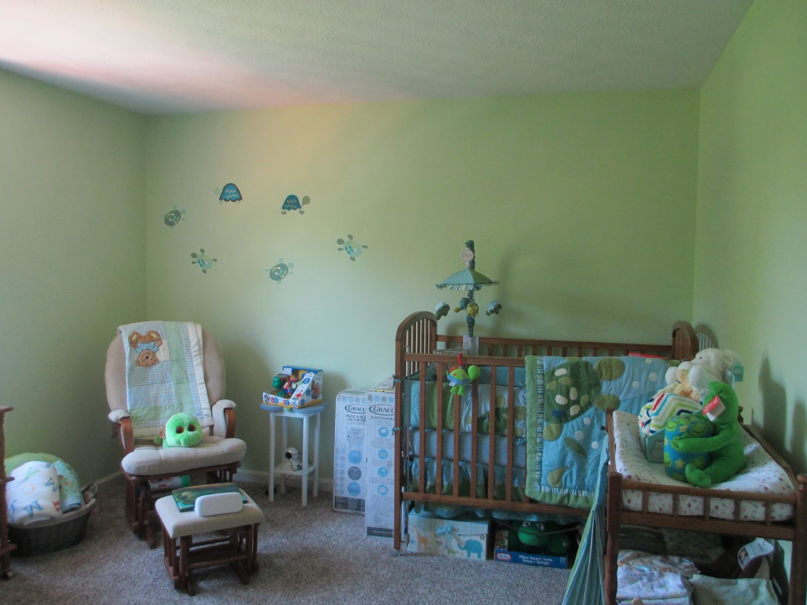 Baby cribs on craigslist - Baby G S Room Almost Fully Done