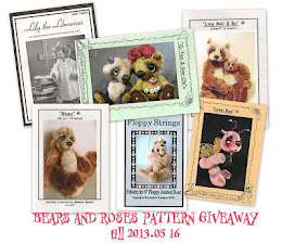 Bears&#39;n&#39;Roses: giveaway