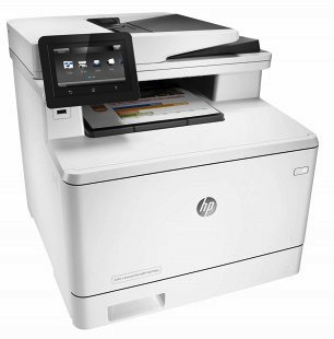 HP Color LaserJet Pro MFP M477fdw Driver Downloads