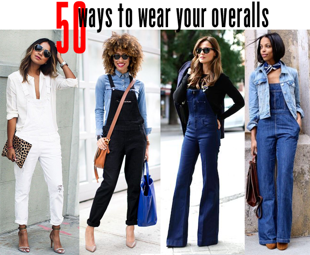 Overalls style guide
