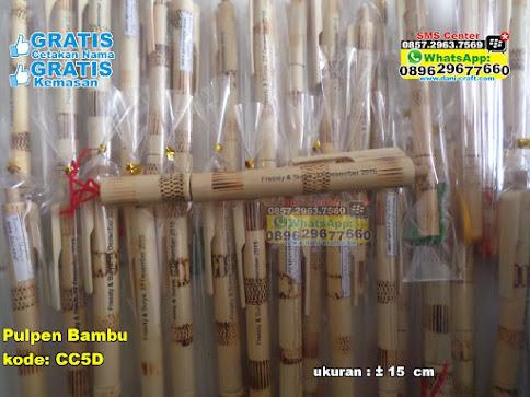 Pulpen Bambu murah