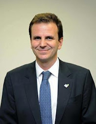 Prefeito Eduardo Paes