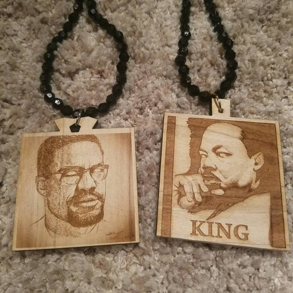 NEW KING AND X PIECE $15.00 EACH