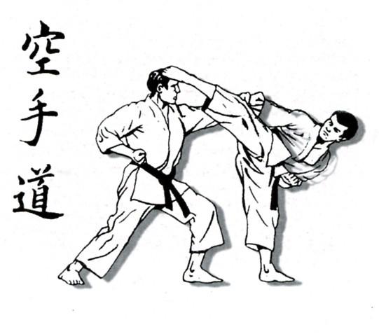 Teknik - Teknik Karate