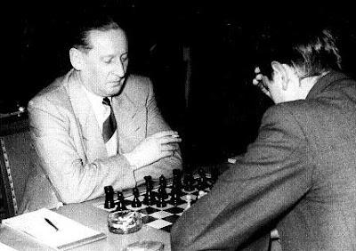 Henry Grob en Barcelona (1960)