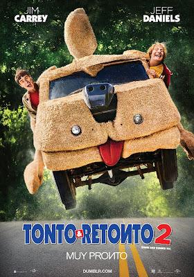 Tonto y Retonto 2 (Una pareja más tonta) (2014) [Latino]